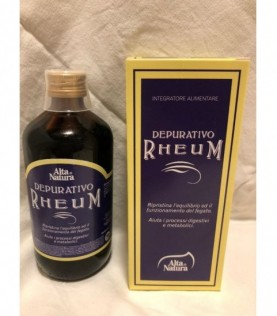 RHEUM  DEPURATIVO 250 ml