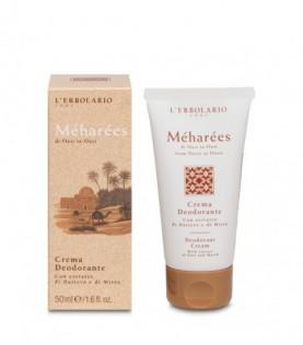 Crema Deodorante Méharées...