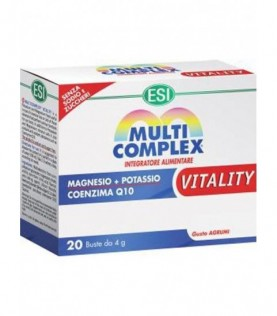 MULTICOMPLE VITALITY X 20...