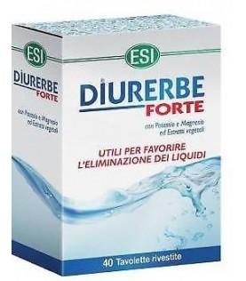 DIURERBE FORTE 40 CP