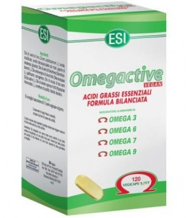 OMEGACTIVE VEGAN 120 CP
