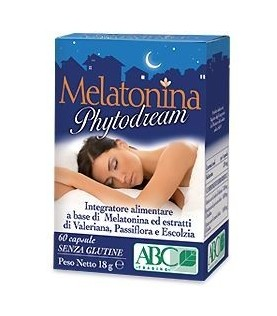 MELATONINA PHYTODREAM 60 CP