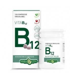 B APPORT VITAMINA B12 125...