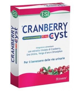 CRANBERRY CYST 30 CP