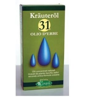 KRAUTEROL 31 OLIO 100 ML